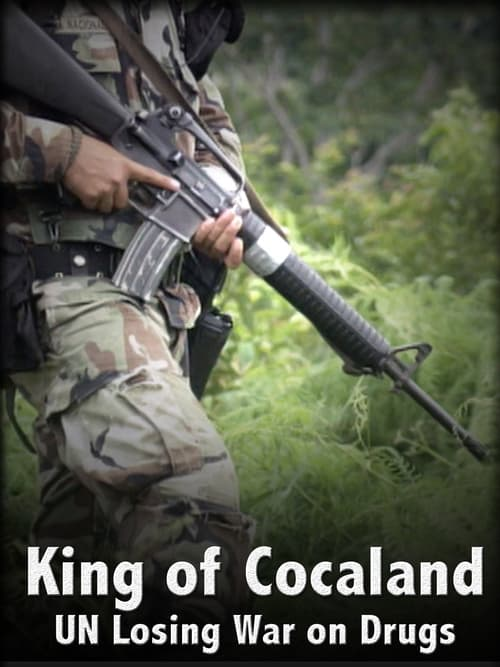 undefined ( King of Cocaland UN Losing War on Drugs )