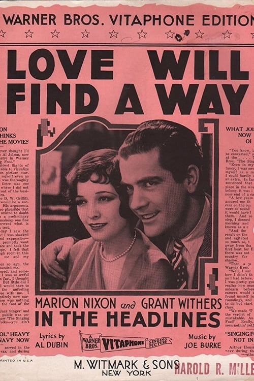 In the Headlines (1929)