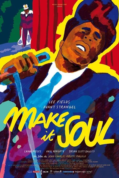 [FR] Make It Soul (2018) streaming Disney+ HD