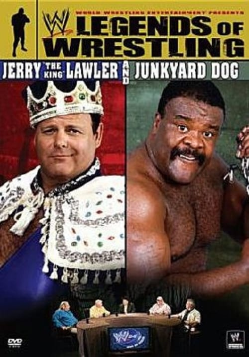 WWE: Legends of Wrestling - Jerry the King Lawler and Junkyard Dog (2010)