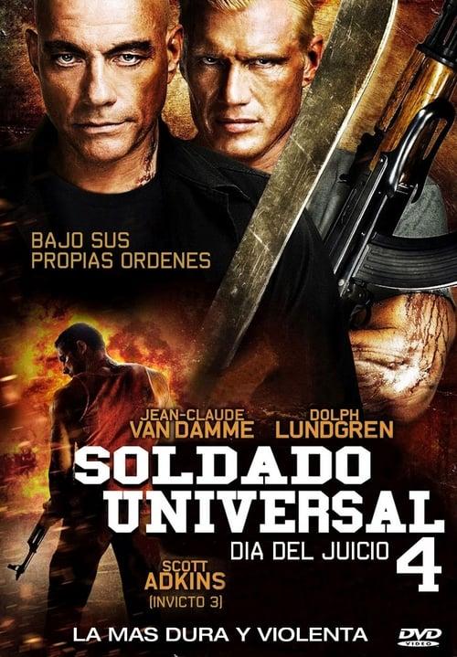Imagen Soldado universal 4: El juicio final
