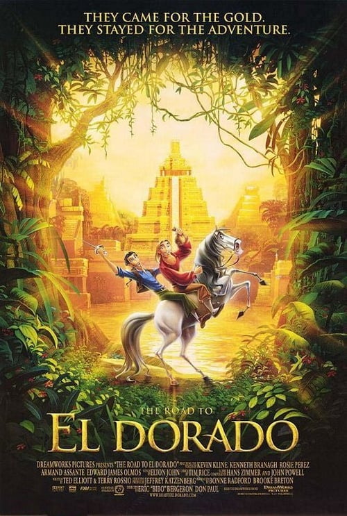 Download The Road to El Dorado (2000) Movie Free Online
