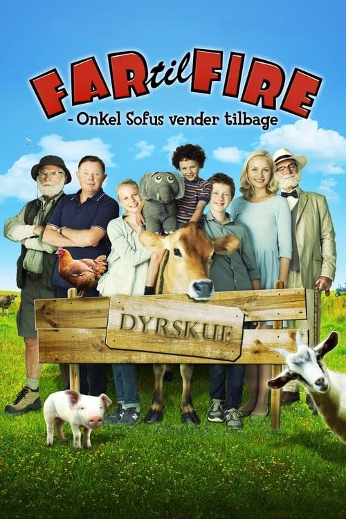 Film Far til fire - Onkel Sofus vender tilbage En Bonne Qualité Hd