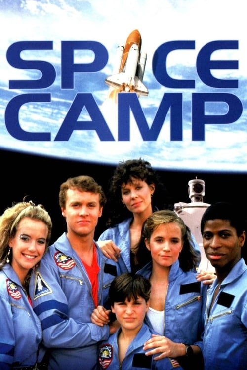 SpaceCamp (1986) Poster