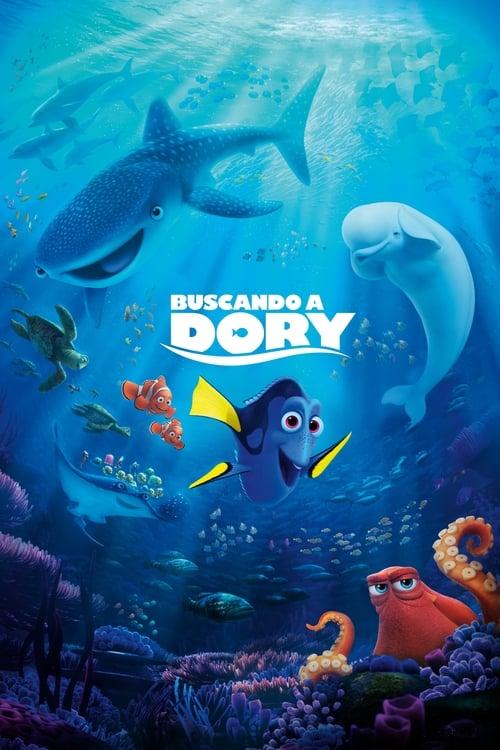 Película Buscando a Dory Doblada En Español