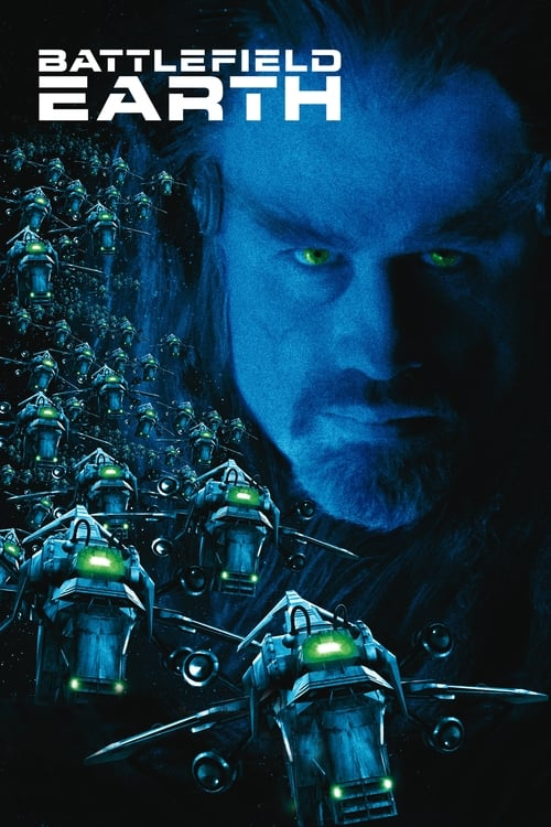Watch Battlefield Earth (2000) Full Movie