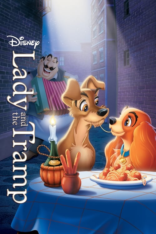 Streaming Lady and the Tramp (1955) Best Quality Movie