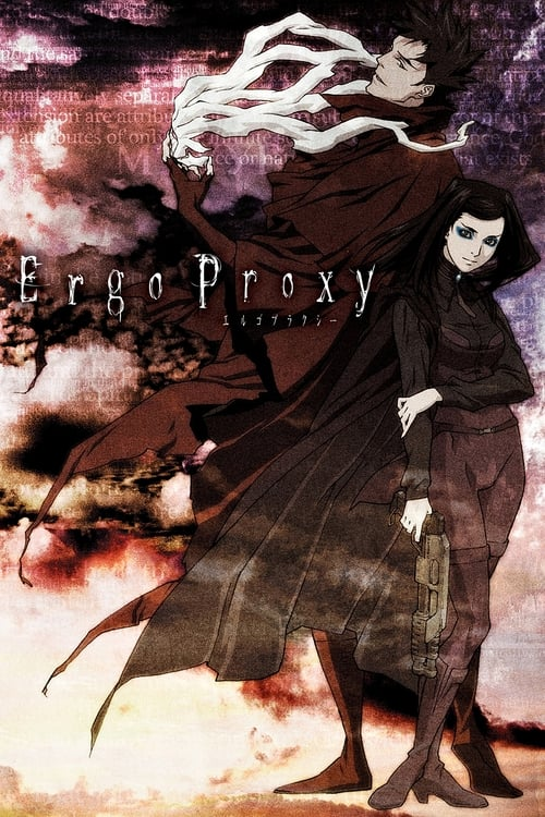Ergo Proxy-Azwaad Movie Database