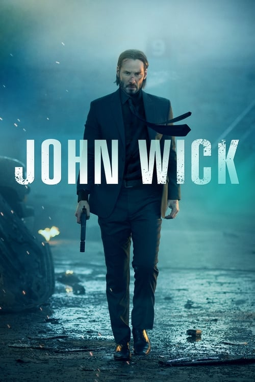 Largescale poster for John Wick