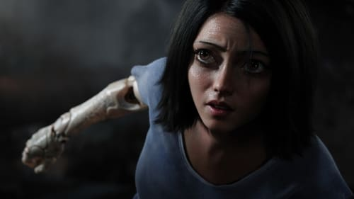 Alita Battle Angel (2018) Full Movie Watch Online