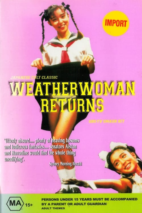 Weather Woman Returns (1996) Poster