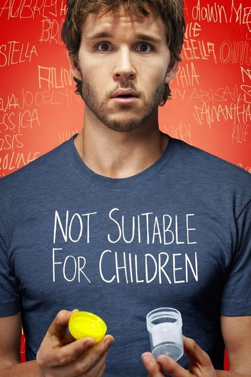 Not Suitable for Children - Poster