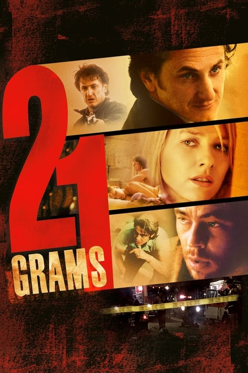 The poster of 21 Grams