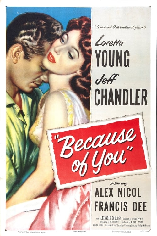 Because of You (1952)