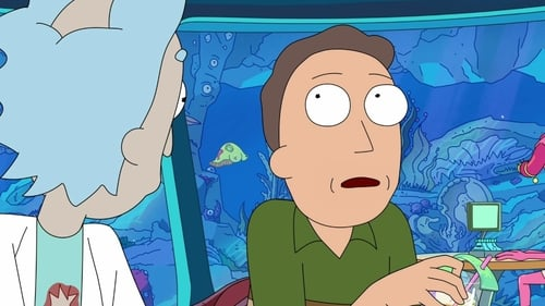 Rick and Morty - Season 3 - Episode 5: The Whirly Dirly Conspiracy
