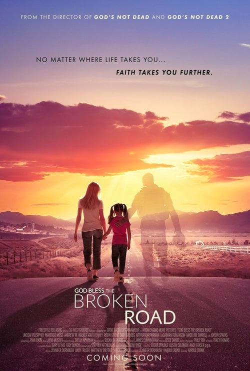 Box office prediction of God Bless the Broken Road