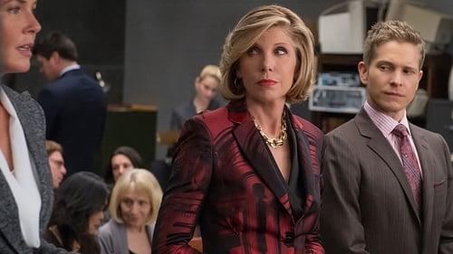 The Good Wife - Season 6 - Episode 7: Message Discipline