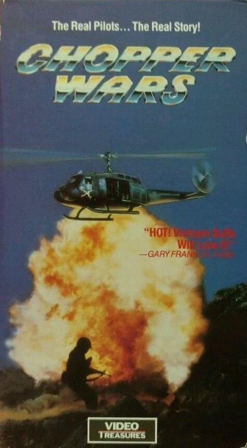 Chopper Wars (1988)