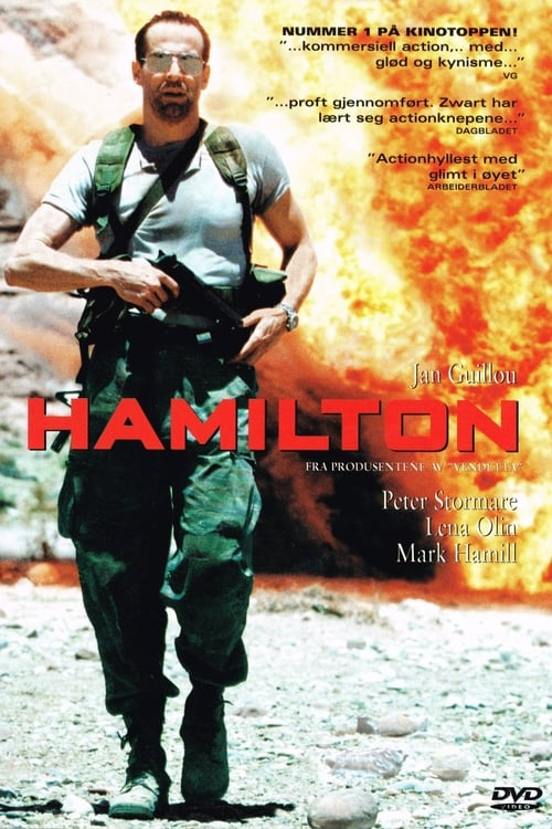 Hamilton (1998) Poster