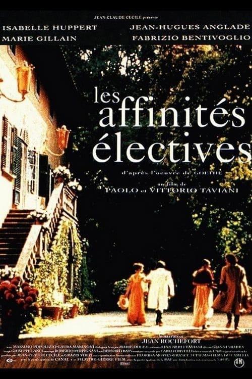 Regarder Le Film Les affinités électives En Français