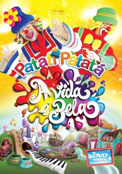 Patati Patatá – A Vida é Bela 2014 - DVDRip 720p / Dublado – Download