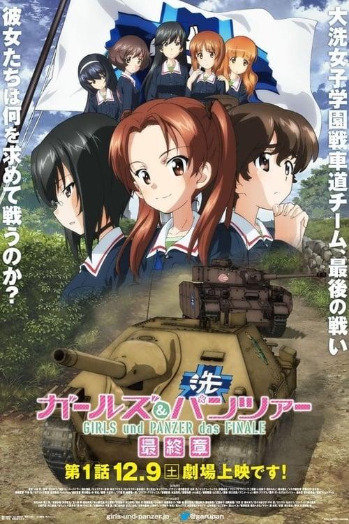 Mira La Película Girls und Panzer. Saishuushou En Buena Calidad Hd 1080p