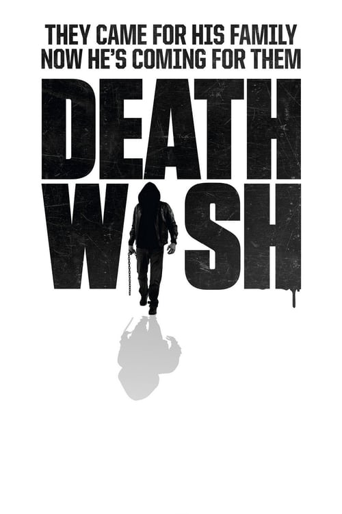 Poster for Death Wish (2018)