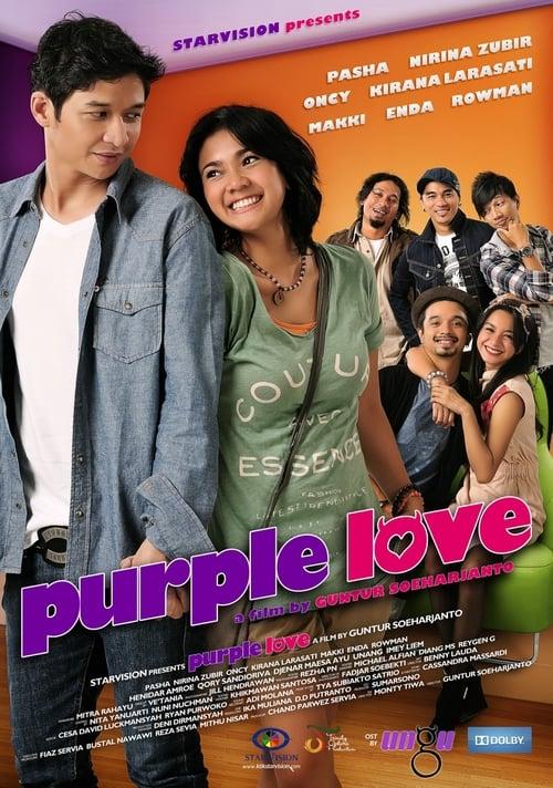 مشاهدة الفيلم Purple Love مع ترجمة