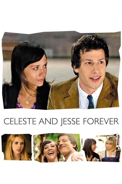Celeste and Jesse Forever - Poster