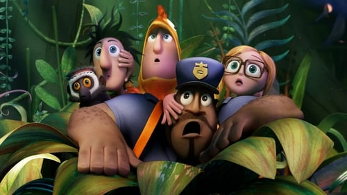Cloudy with a Chance of Meatballs 2 (2013) Subtitle Indonesia