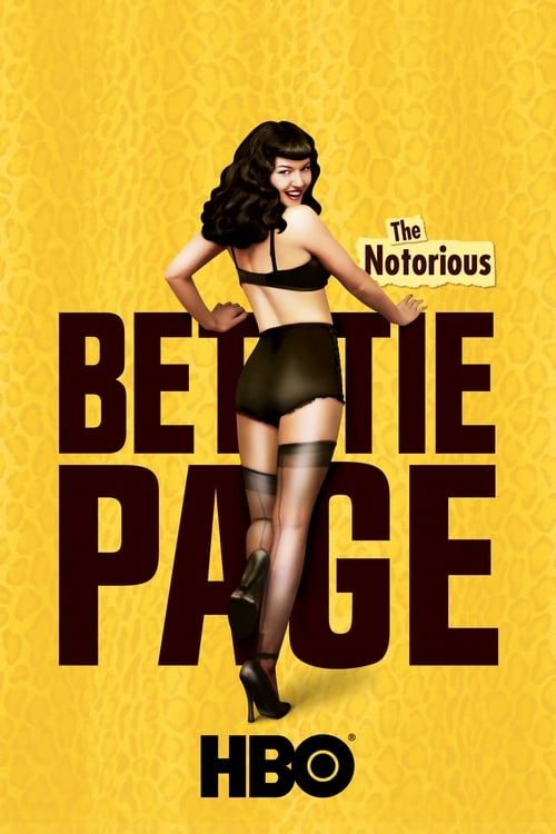Streaming The Notorious Bettie Page (2005) Movie Free Online