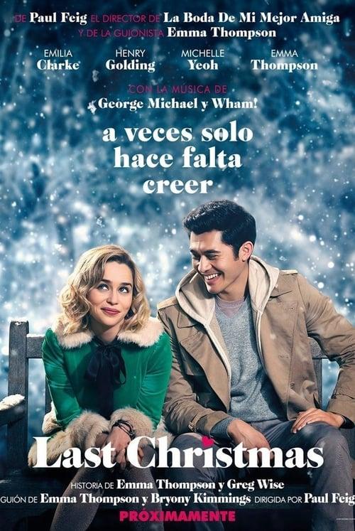 Película Last Christmas Gratis En Español