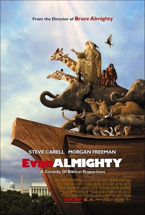 Watch Evan Almighty (2007) Movie Free Online