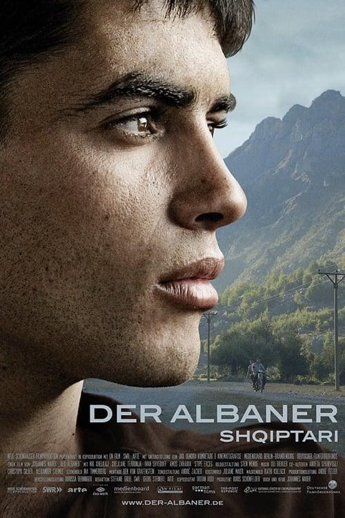 Der Albaner - Poster