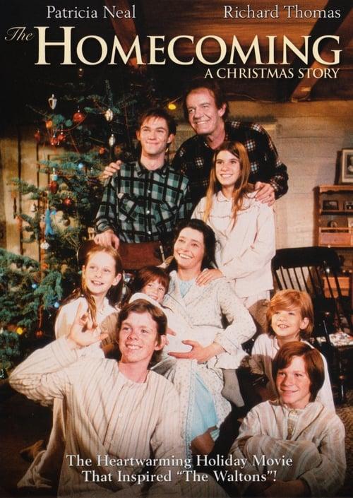 Assistir Filme The Homecoming: A Christmas Story Em Português