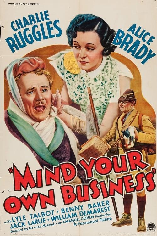 Assistir Mind Your Own Business Em Boa Qualidade Gratuitamente