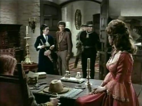 The High Chaparral: Season 1 – Episod The Filibusteros
