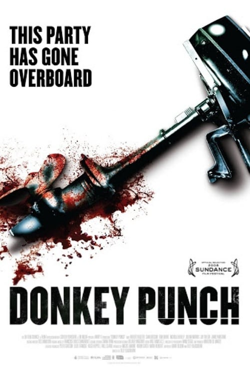 Largescale poster for Donkey Punch