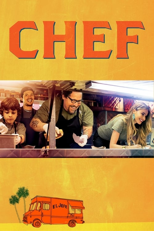 Largescale poster for Chef