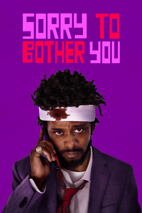 Sorry to Bother You - Poster