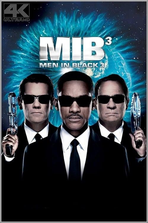 Men in Black 3 - Poster