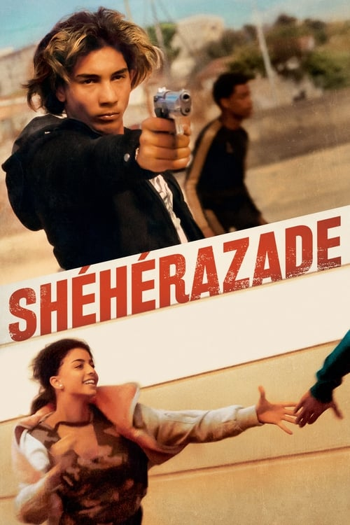 Shéhérazade Movie Poster
