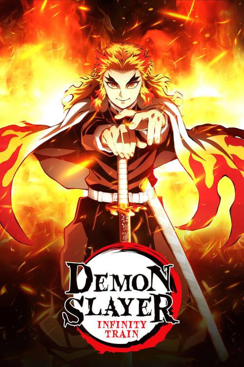 HD Demon Slayer the Movie: Mugen Train