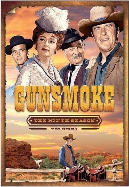 Gunsmoke: Season 9 (1963) — The Movie Database (TMDb)