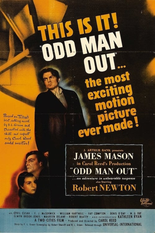 Streaming Odd Man Out (1947) Movie Free Online