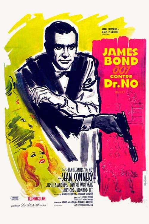 Regarder James Bond 007 contre Dr. No (1962) Streaming HD FR