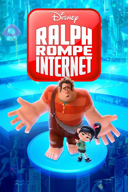 Imagen Ralph rompe Internet