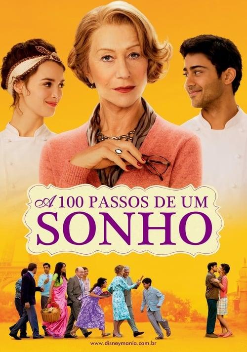 Filme A 100 Passos de Um Sonho Grátis Em Português