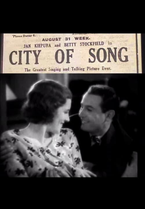Filme City of Song Online Grátis