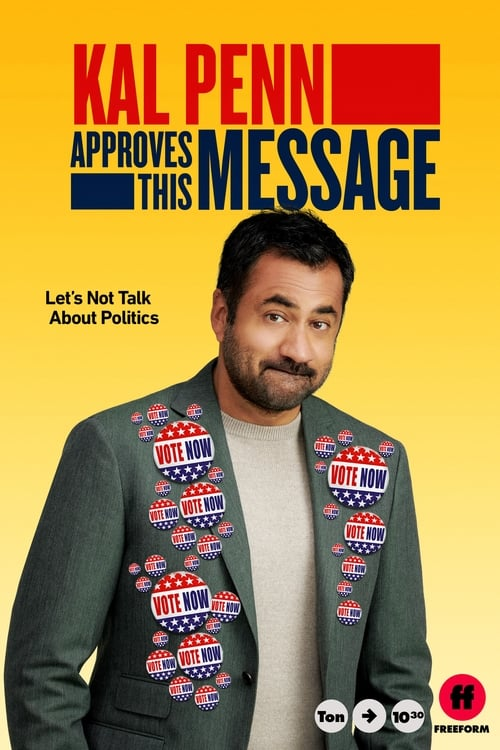 Image Kal Penn Approves This Message